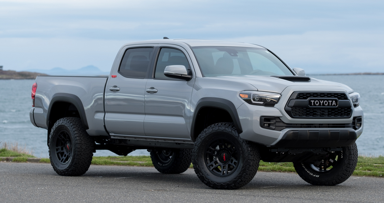 Toyota Of Tacoma >> 2018 Toyota Tacoma At Toyota Of Boerne In Texas