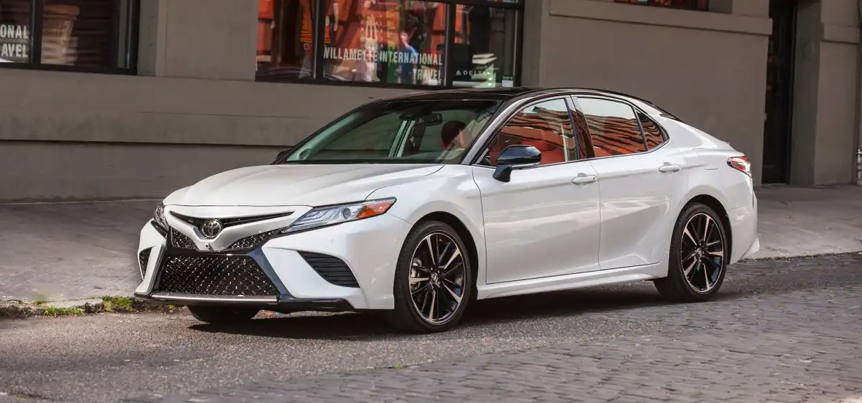 Toyota Camry Lease Offers