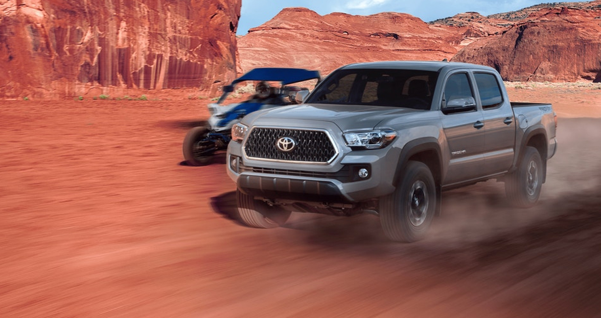 Toyota Tacoma Lease Offers