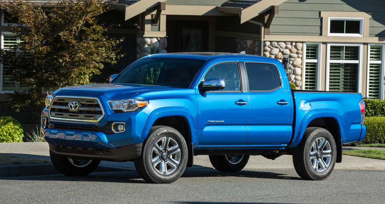 Save Big On A Used Toyota Tacoma In Boerne Texas